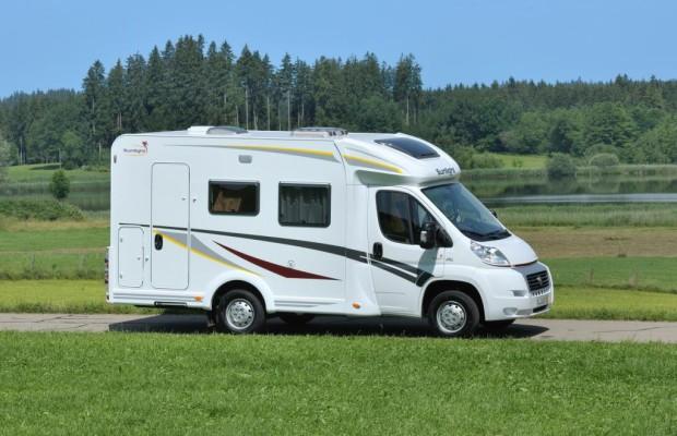 Camping reloaded: Neue Sunlight-Reisemobile und -Caravans