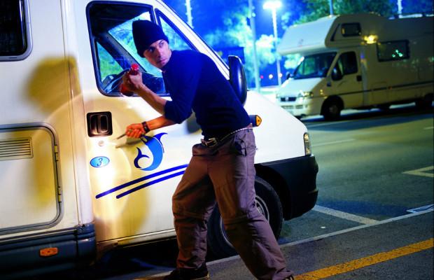 Caravan-Salon 2012: DEFA stellt Alarmanlage vor