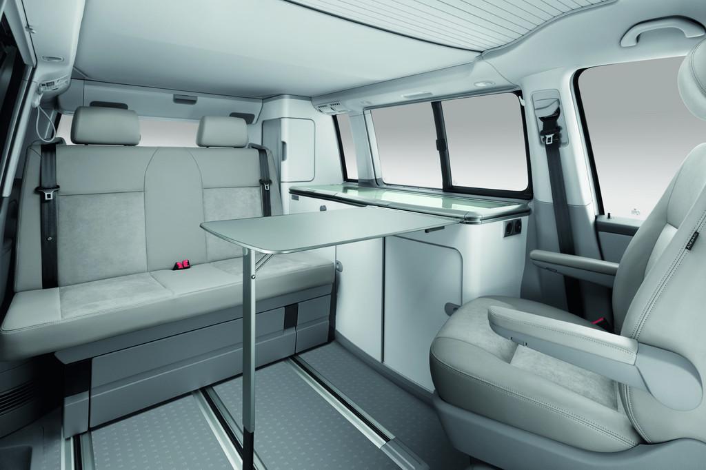 Caravan-Salon 2012: Volkswagen bringt California Edition