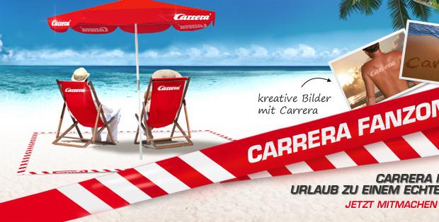 Carrera sucht das beste Urlaubsfoto