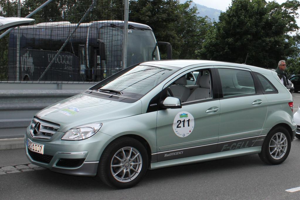 Cell-Teilung bei Mercedes: Zwei Konzepte für Elektro-Mobilität