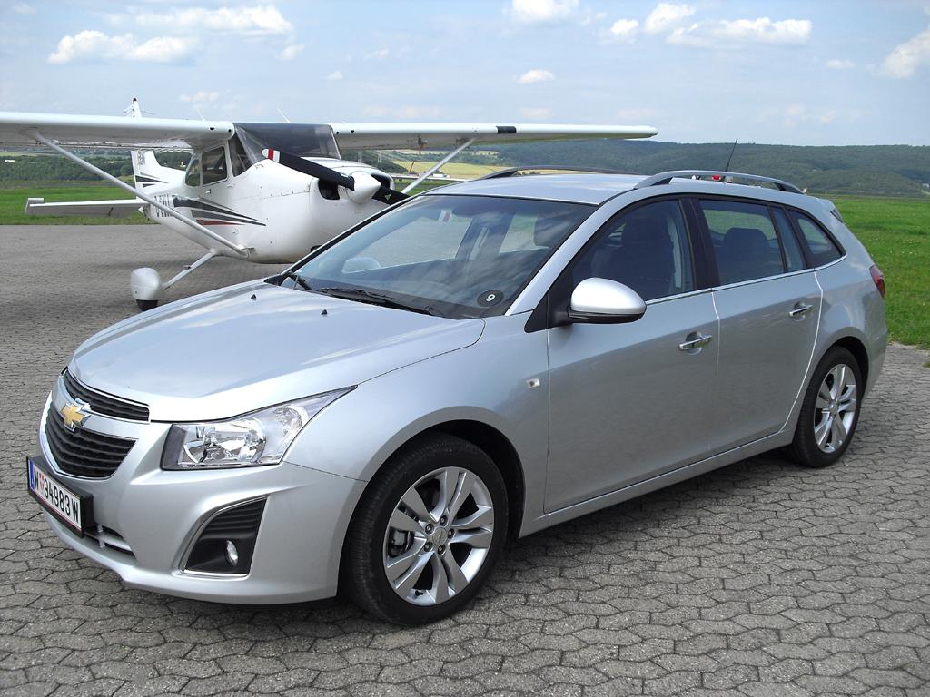 Chevrolets neuer Kombi Cruze S(tation)W(agon).