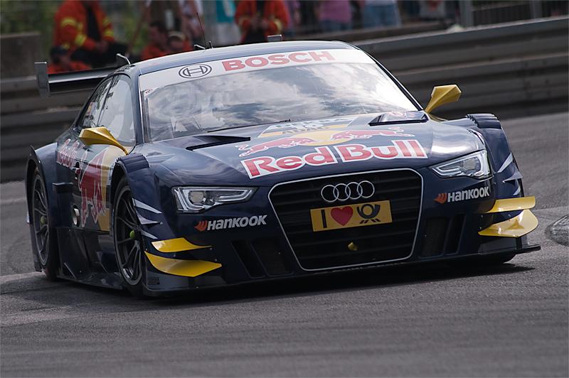 DTM: Jamie Green gewinnt Herzschlagfinale auf dem Norisring