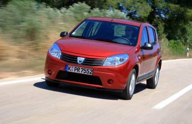 Dacia in Deutschland mit 50 Prozent Marktanteil - bei Flüssiggas-Fahrzeugen