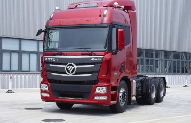 Daimler baut mit Foton ein Lkw-Motorenwerk in China