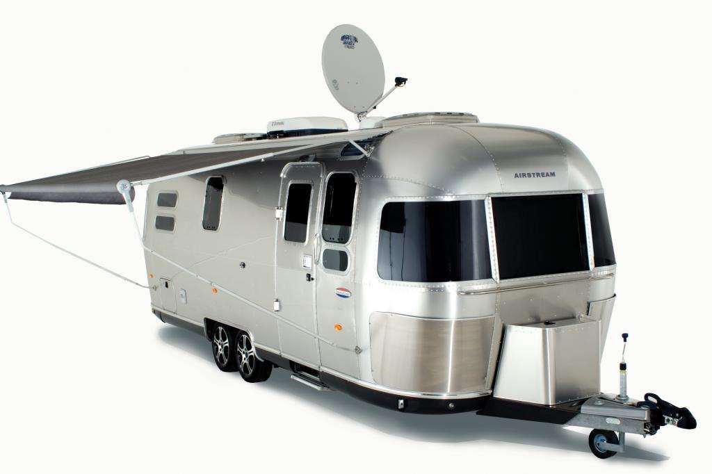 Der Airstream 684-2 ein überarbeitetes Modell des Klassikers