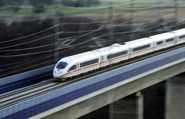 Der Hamburg-Köln-Express startet