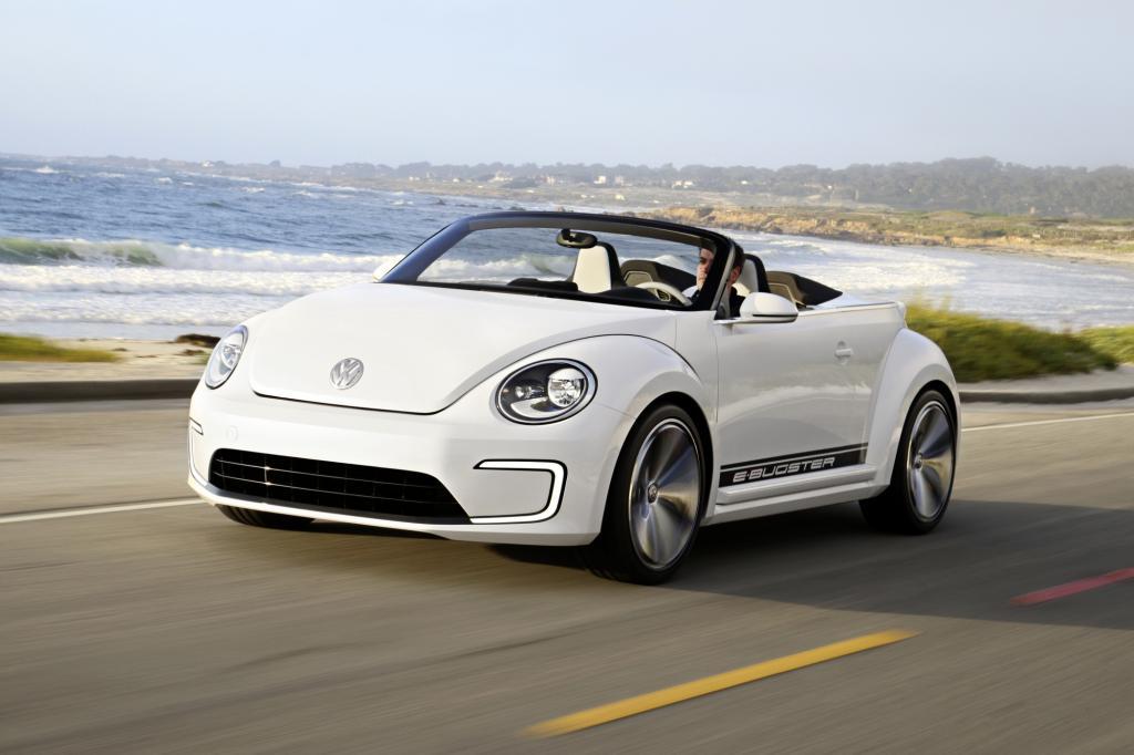 Der VW E-Bugster darf nur ausnahmsweise auf die Straße