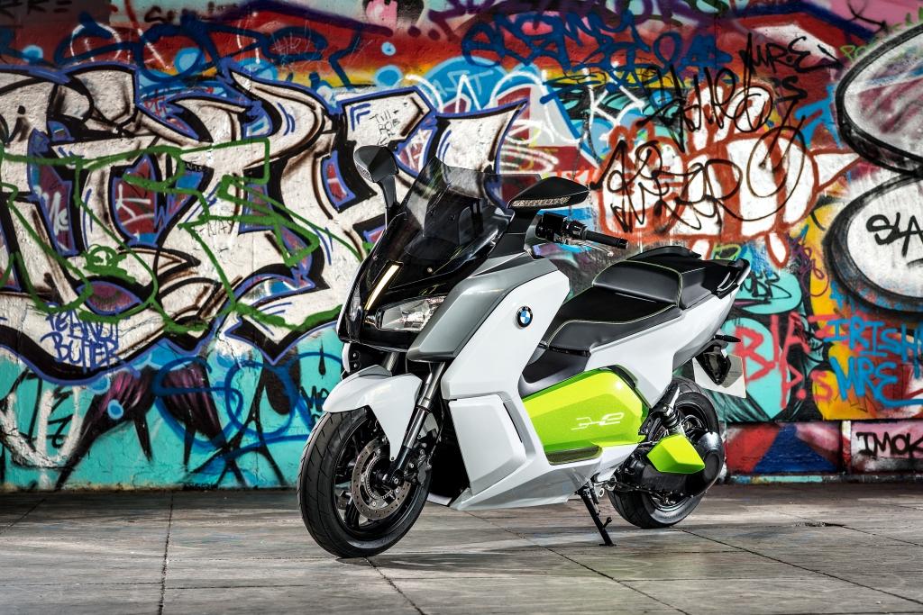 E-Roller BMW C evolution: Geräuschloses Fahrerlebnis der anderen Art