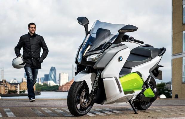 Ein Bayer unter Strom: BMW mit E-Roller