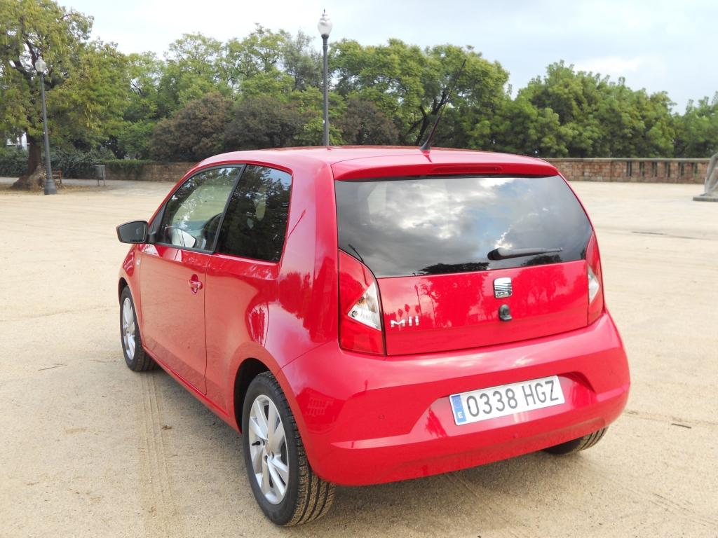 Fahrbericht Seat Mii 1.0 Ecomotive: Ein Spanier für Deutschland