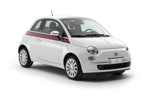Fiat 500 by Gucci - Mehr Motoren für das Modemobil