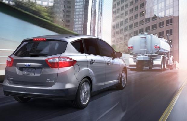 Ford C-Max: Weiter geht es mit Hybridantrieb