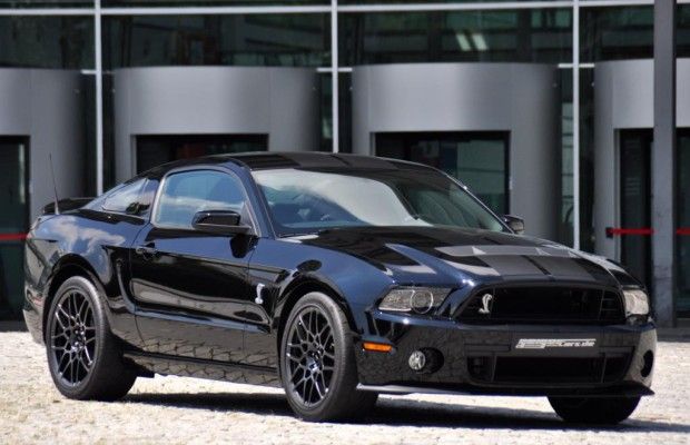 Ford Mustang Shelby GT500 - Kraftpaket aus Übersee