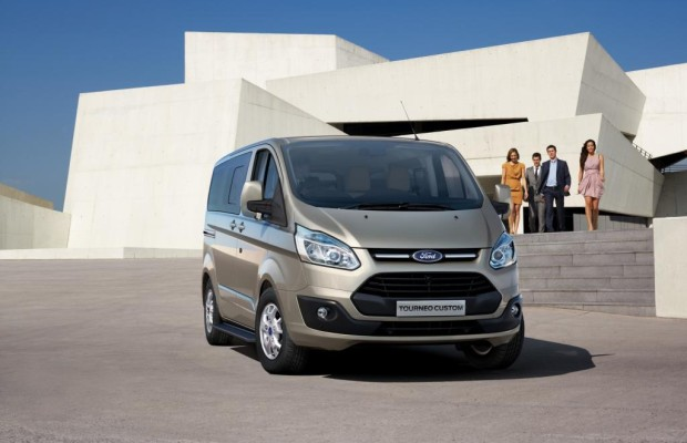 Ford Transit Custom - Malocher mit Komfortanspruch