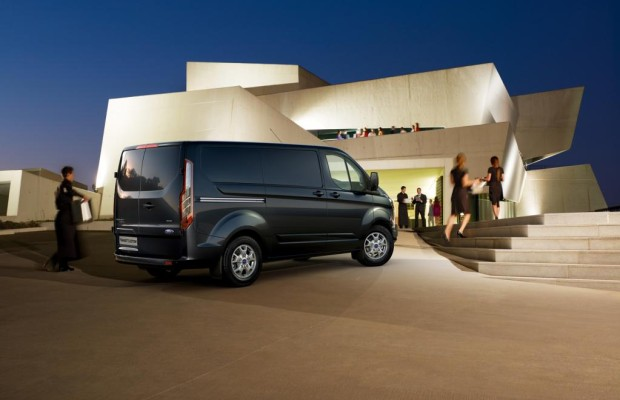 Ford Transit: Produktionsbeginn für den globalen Transporter