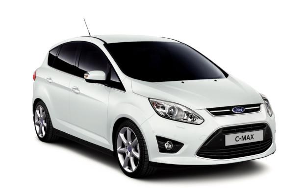 Ford bietet 1,0-Liter-EcoBoost-Motor auch für C-Max und Grand C-Max