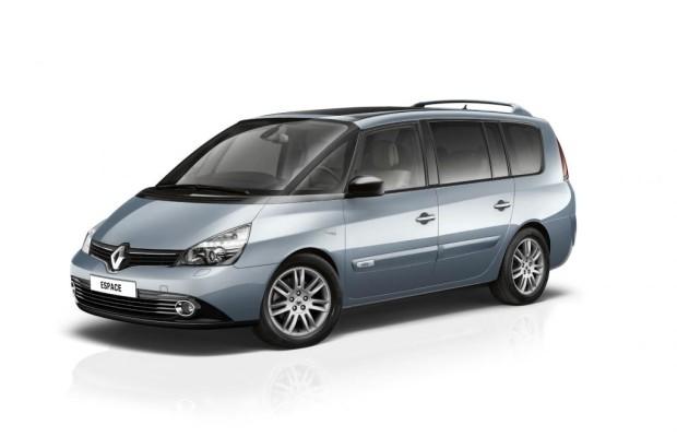Frischzellenkur für den Renault Espace