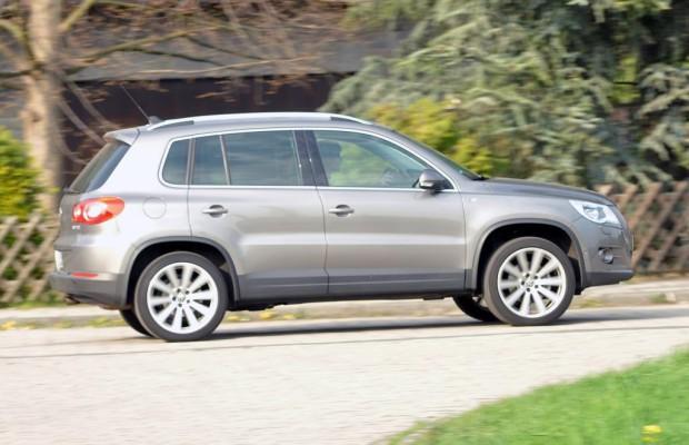 Gebrauchtwagen - SUV und Geländewagen sind der Renner