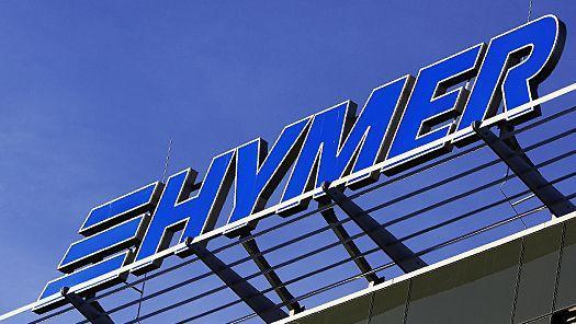 Geringster Wertverlust bei Hymer-Mobilen
