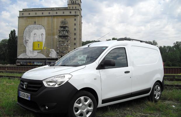 Gleich noch Nutzfahrzeug-Variante neben Hochdachkombi bei Dacias neuem Dokker