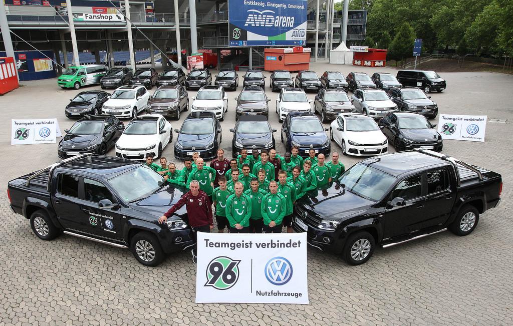 Hannover 96 übernimmt 29 Volkwagen