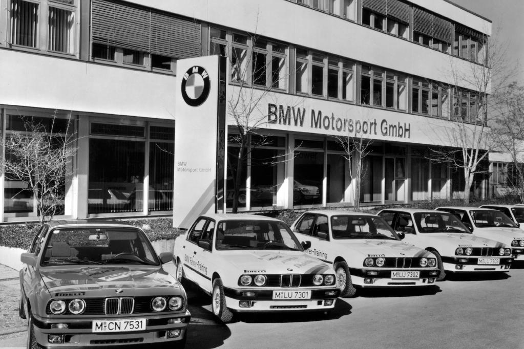 Happy Birthday BMW M