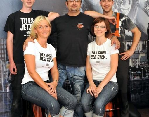 Harley-Davidson Rostock europaweit vorn