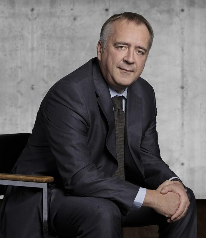 Herrmann Ford-Vizepräsident für Qualität