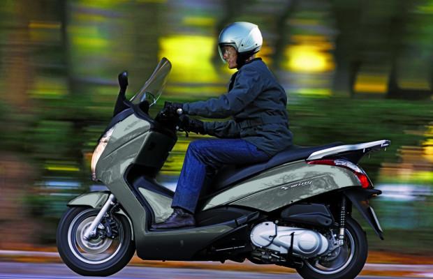 Honda-Sicherheitstraining für Rollerfahrer