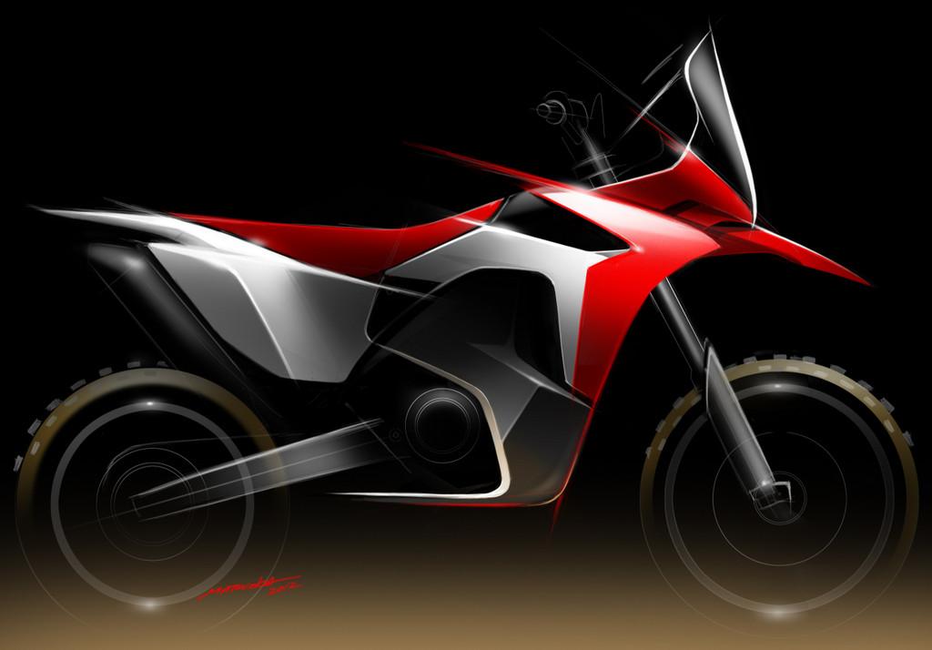 Honda nimmt 2013 an der Dakar teil