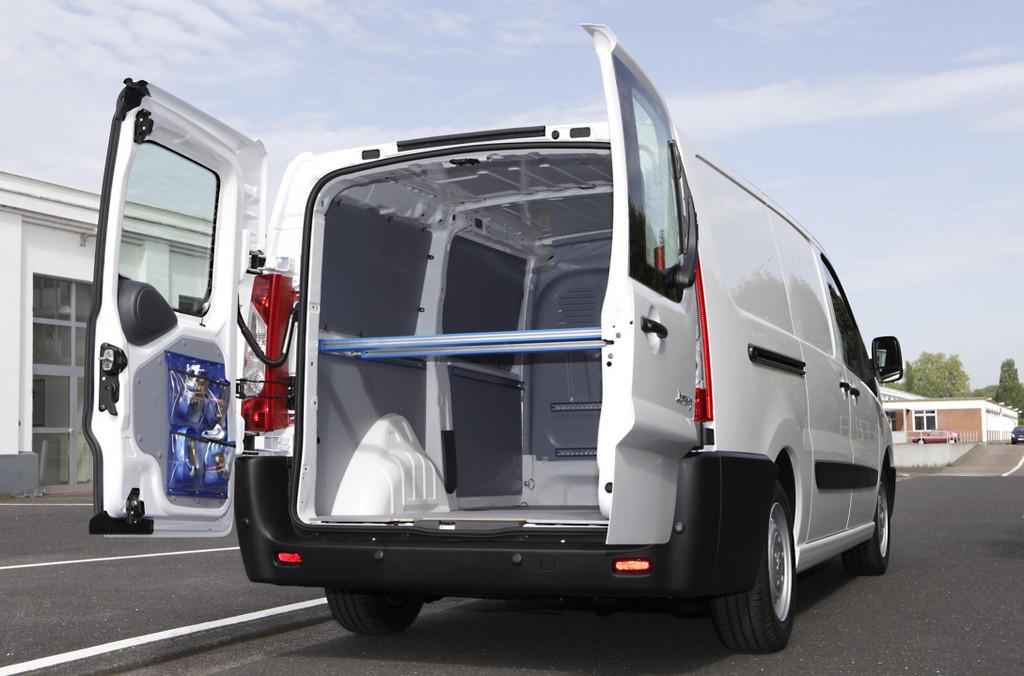 IAA Nutzfahrzeuge 2012: Citroën stellt 15 Sonderlösungen vor