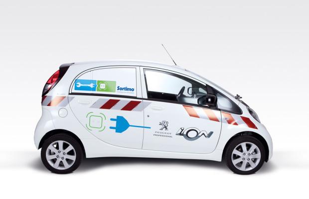 IAA Nutzfahrzeuge 2012: Peugeot stellt Ion Cargo vor