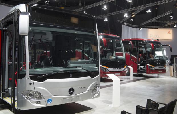 IAA Nutzfahrzeuge: Daimler zeigt neue Modelle vorab