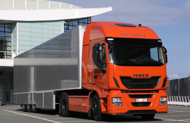 IVECO Stralis HI-Way: Effiziente Motoren, Euro 6 und mehr Komfort