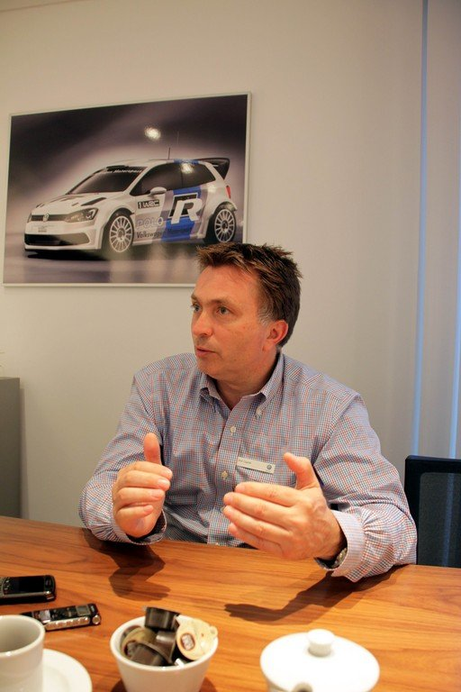 Interview: Jost Capito zu Volkswagen Motorsport