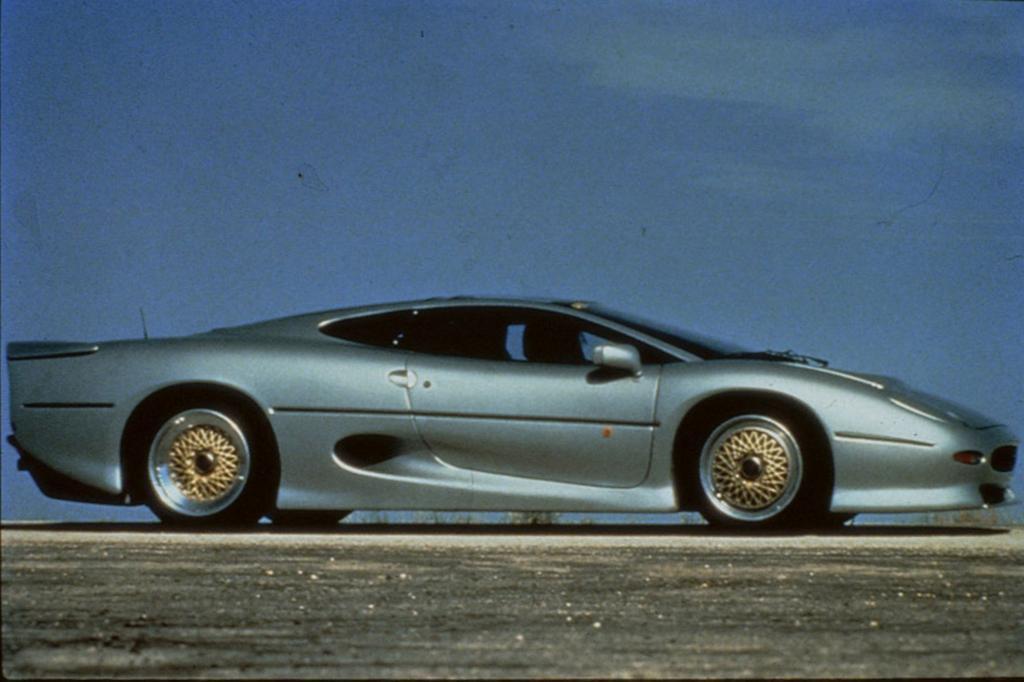 Jaguar XJ 220 Prototyp 1988