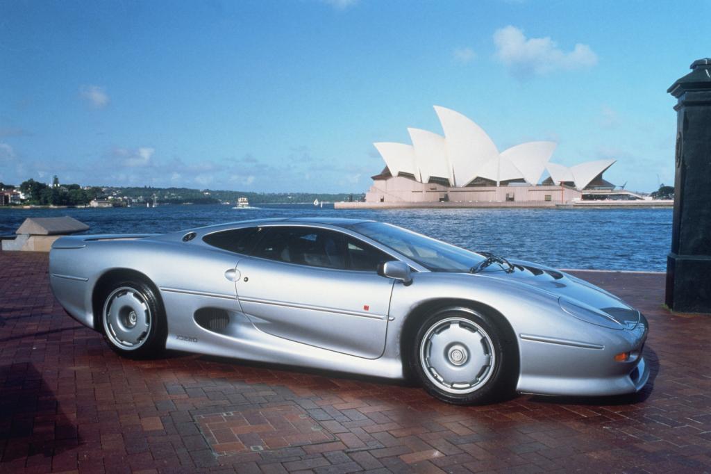 Jaguar XJ 220  ab 1992