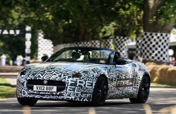 Jaguar zeigt Sportwagen
