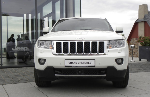 Jeep und Lancia steigern Verkäufe