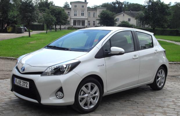 Kleiner Vollhybrid: Toyota hat auch Yaris mit Doppelherz-Kraft schon bei Händlern