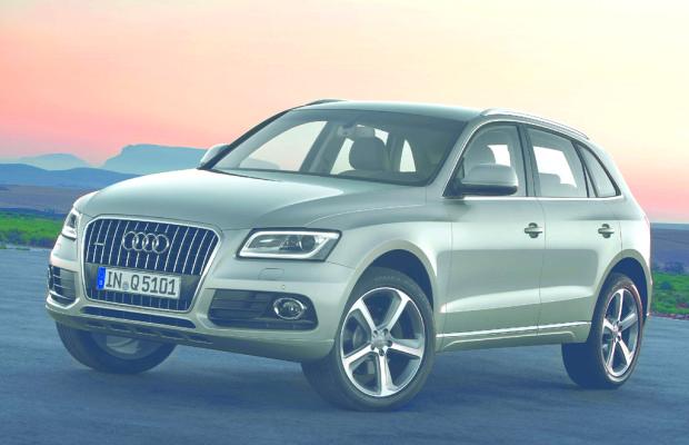 Kompakter Feinschliff: Audi hat Q5- SUV aufgewertet, SQ5 ab 2013 neu
