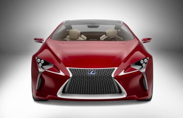 Lexus LS: Weltpremiere am 30. Juli