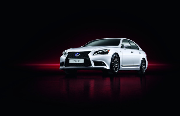 Lexus präsentiert in Kalifornien die neue LS Baureihe