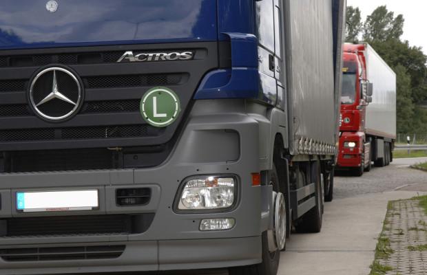 Lkw-Fahrverbote im Sommer wieder ausgeweitet