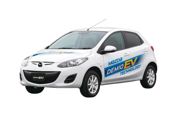 Mazda2 EV - Elektroauto für Japan