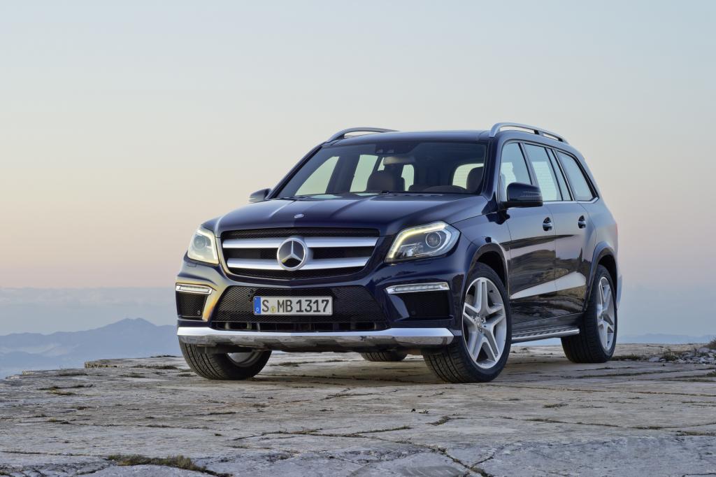 Mercedes-Benz GL-Klasse - Des Kaisers große Kleider