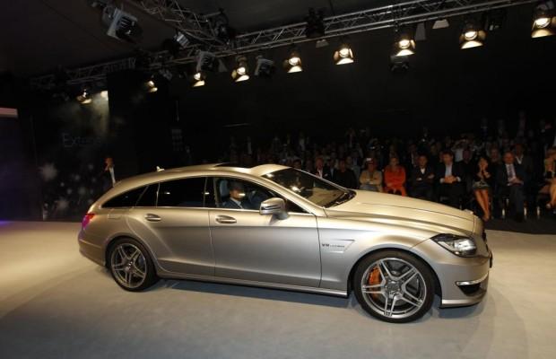 Mercedes CLS 63 AMG Shooting Brake - Dezent schneller