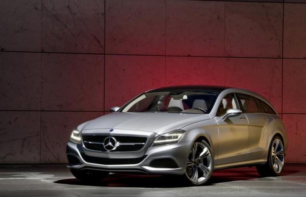 Mercedes CLS Shooting Brake - Kleiner Aufpreis für den Edel-Kombi