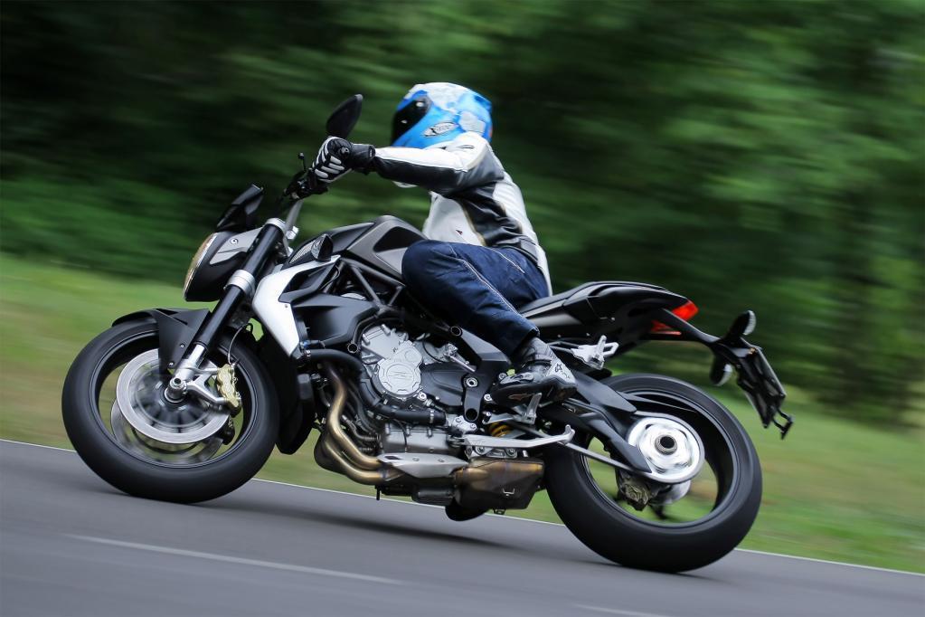 Motorrad MV Agusta Brutale 675: Die Jedermann-MV